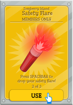 Safety Flare item