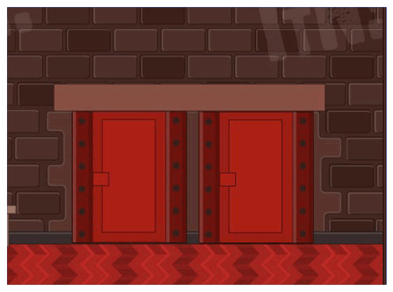 The Red Door- What hides behind it?