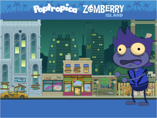 Zomberry Island Picture #4