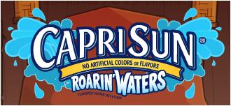 Capri Sun Roarin' Waters Ad #1